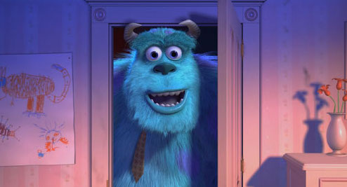 Whoa. This 'Monsters Inc.' theory is the darkest and weirdest yet | HelloGiggles