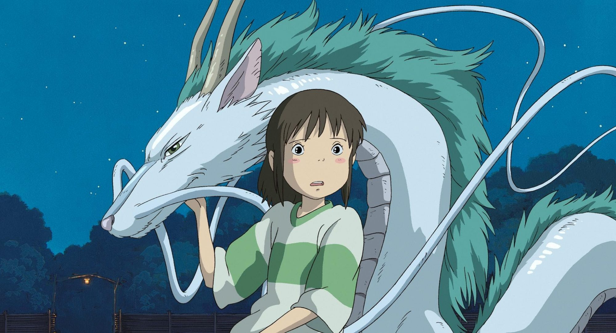We Now Know So Much More About Spirited Away Hellogiggles