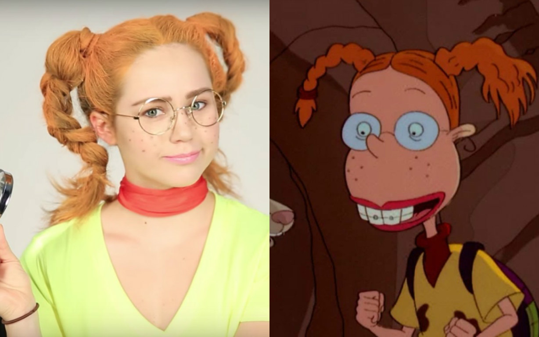 Female Nickelodeon Characters