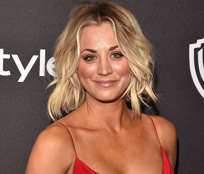 Big Bang Theory Star Kaley Cuoco S New Hairstyle Makes Her Look As Pretty As A Penny Hellogiggles