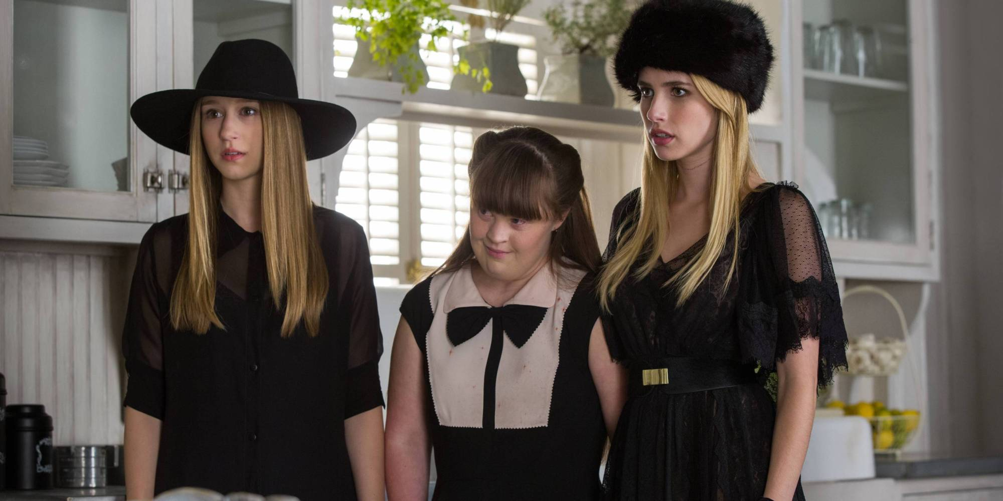 Lou Eyrich Costume Designer Of American Horror Story Gives Us The Scoop On The Show S Killer Looks Hellogiggles