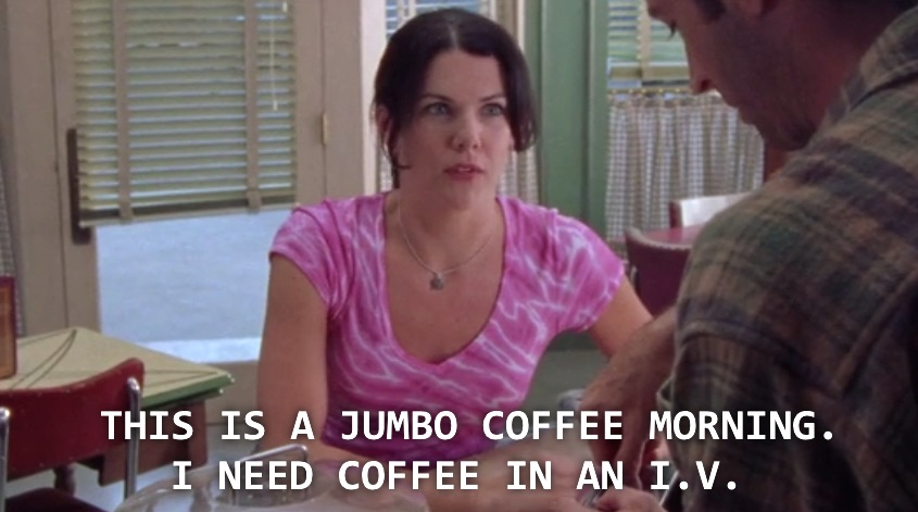Here Are All The Gilmore Girls Coffee Cups From The Luke S Diner Pop Up Hellogiggles