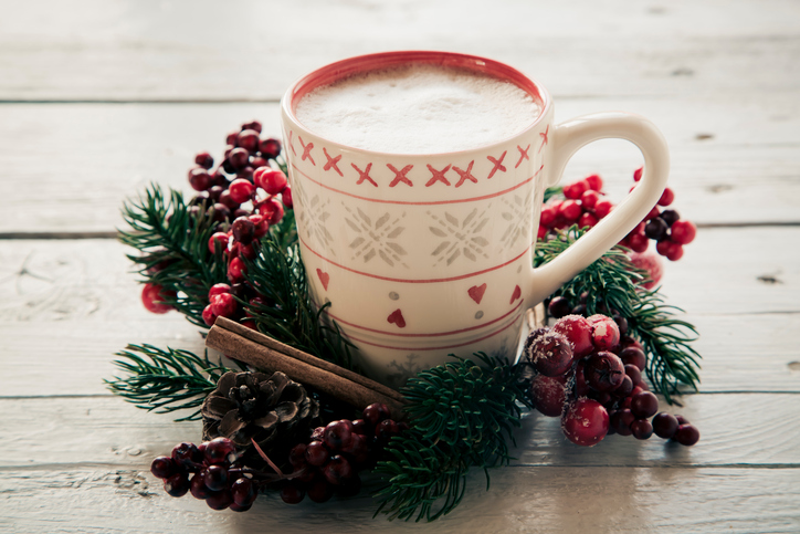 11 Christmas Morning Coffee Drinks That Will Destroy Your Christmas Eve Hangover Hellogiggles