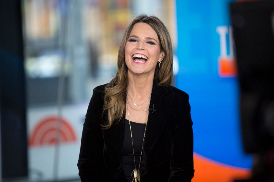 What Is Savannah Guthrie S Net Worth She S Crushing It Hellogiggles
