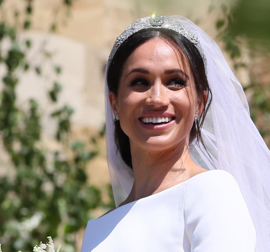 Meghan Markle S Wedding Hair And Makeup