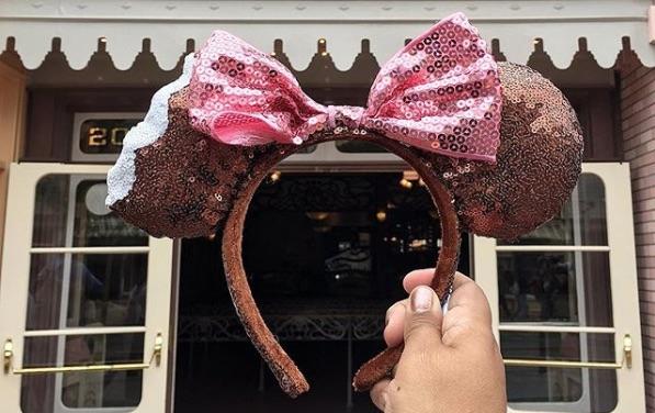 Mickey Mouse Ice Cream Bar Themed Disney Ears