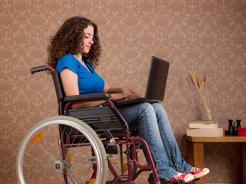 For People With Disabilities, The Internet Makes Protest Accessible |  HelloGiggles
