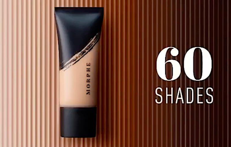 Morphe Is Releasing 60 Shades Of Foundation Hellogiggles We tested morphe's controversial new foundation. morphe is releasing 60 shades of