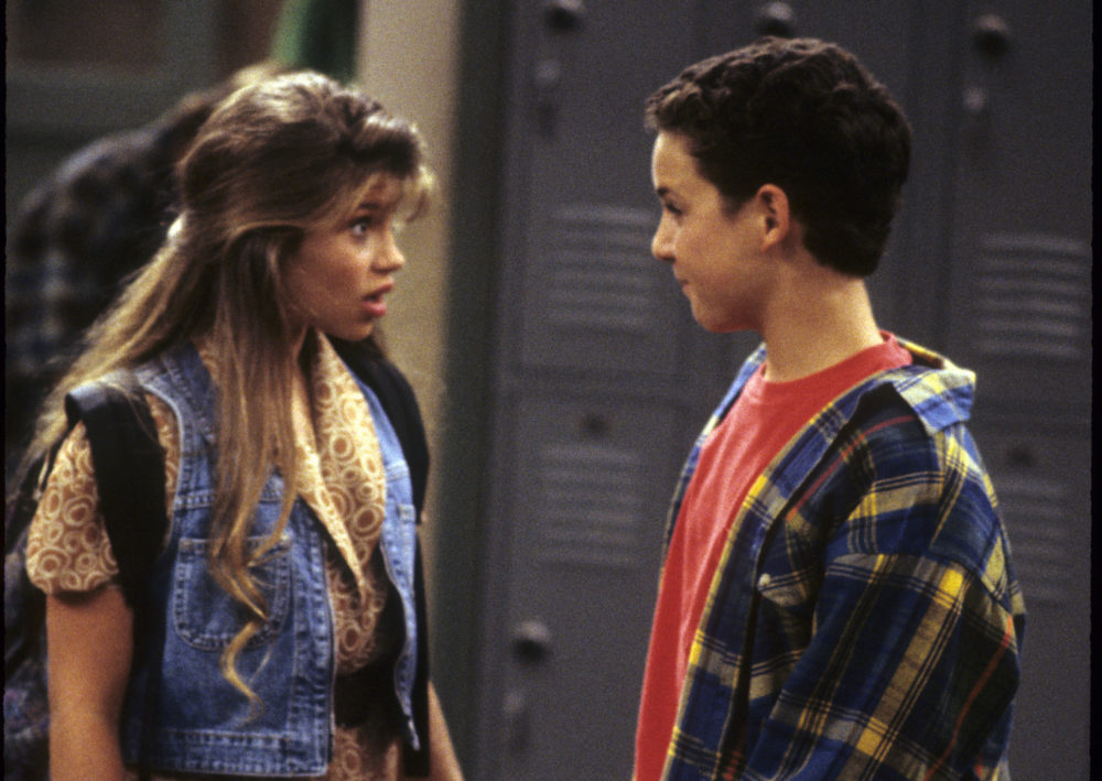 Danielle Fishel Talks The Impact Of Topanga Lawrence And The Possibility Of A Boy Meets World Movie Hellogiggles