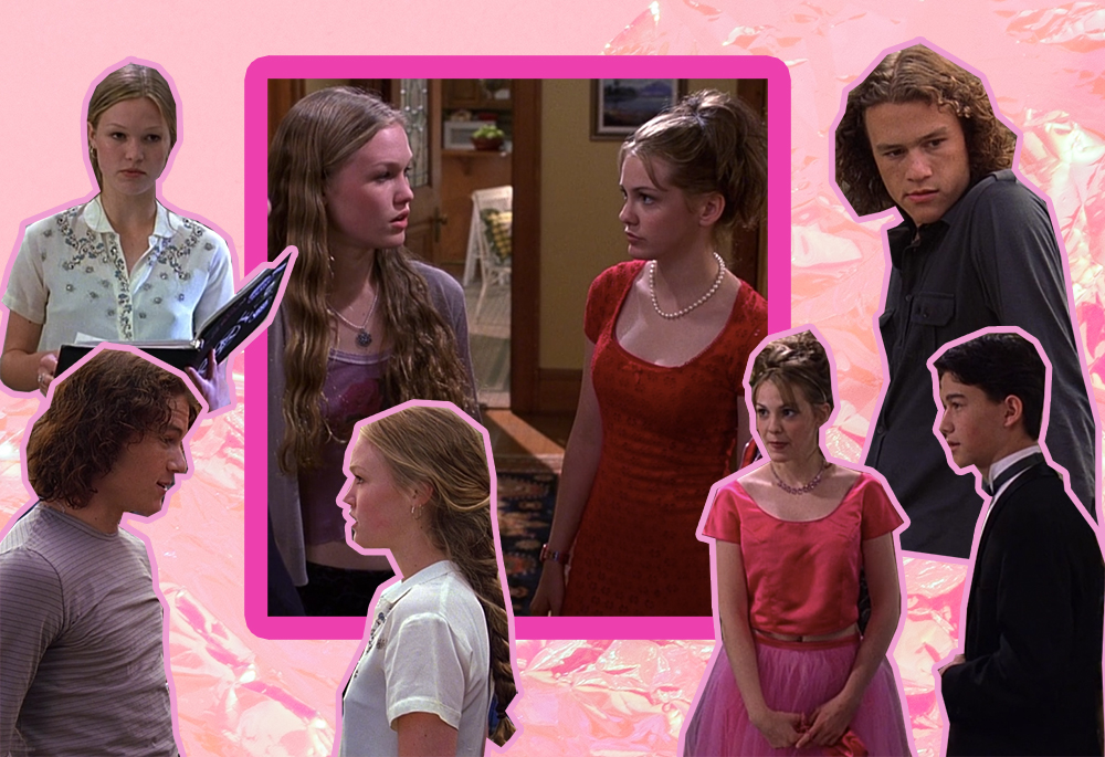 """How the costumes in """"10 Things I Hate About You"""" depicted the duality of the '90s girl 
