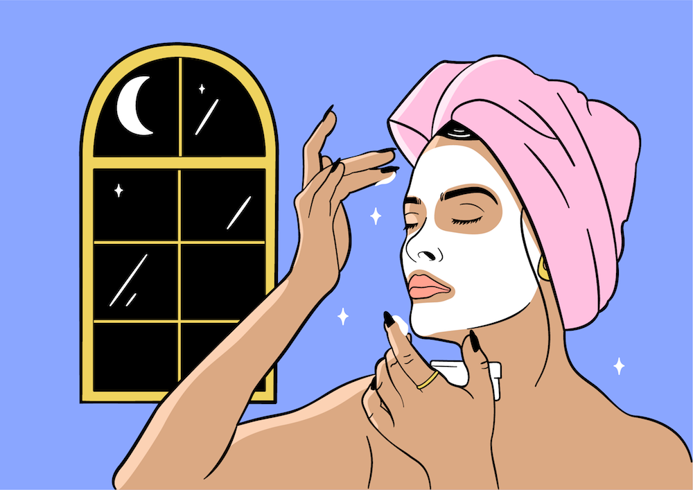Best Nighttime Beauty Products According to a Dermatologist | HelloGiggles