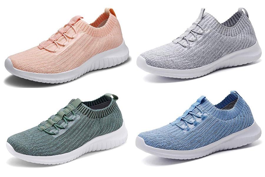 $20 Comfy Slip-On Sneakers