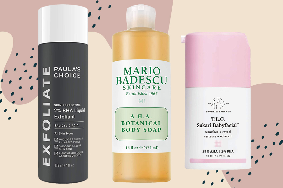 10 Skincare Products With Aha Bha That Will Give You Smooth Skin Hellogiggles