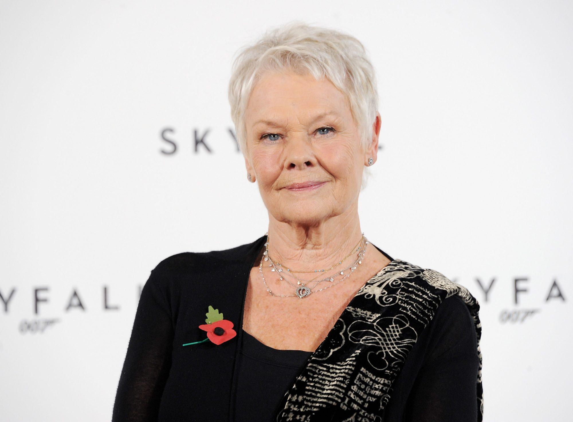 Dame Judi Dench Says Creating TikTok ...