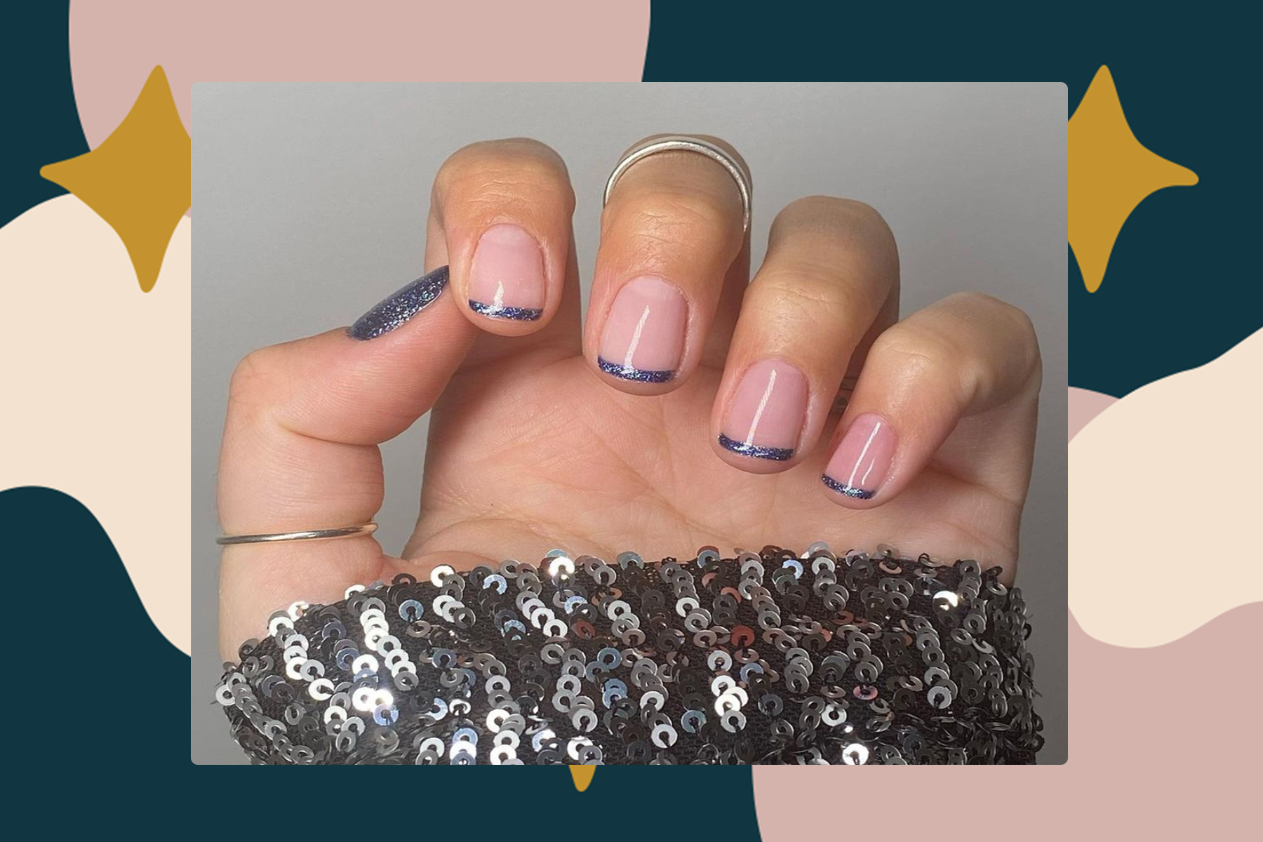 12 Winter Nail Art Ideas To Try In 2020 Hellogiggles