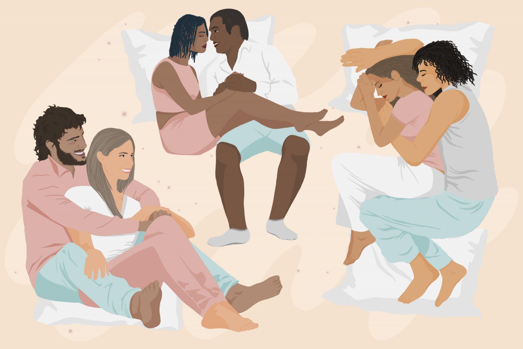 Ways to cuddle best 3 Ways