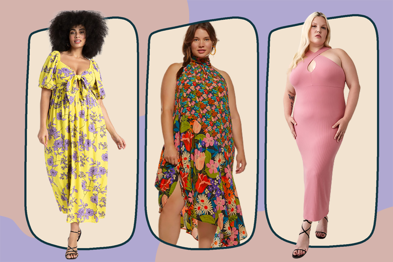 20 Best Plus Size Wedding Guest Dresses to Shop In 20   HelloGiggles
