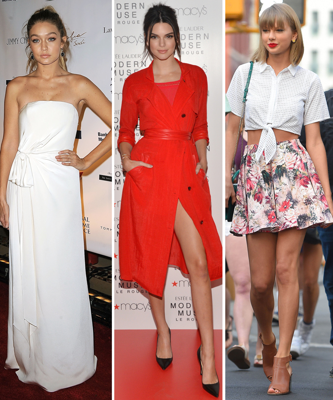 Gigi Hadid Explains Why Taylor Swift And Kendall Jenner Are Her Closest Celebrity Friends Instyle