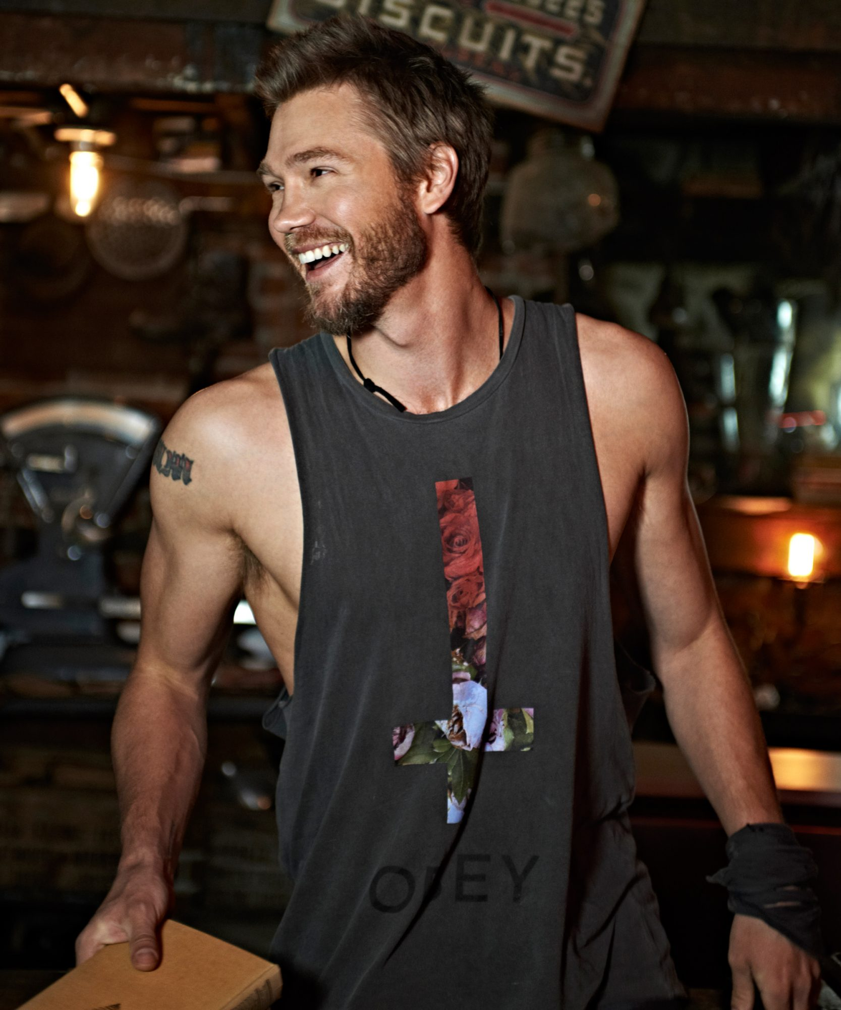 Chad Michael Murray Reminisces About Gilmore Girls Role Instyle