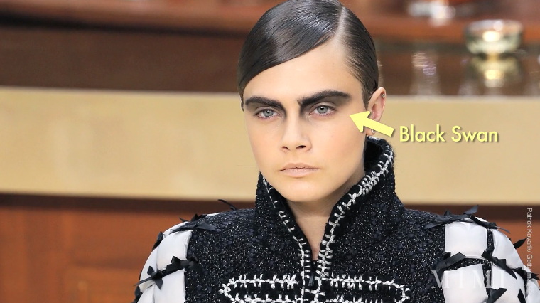 You Ll Never Guess Cara Delevingne S Celebrity Doppelganger Instyle