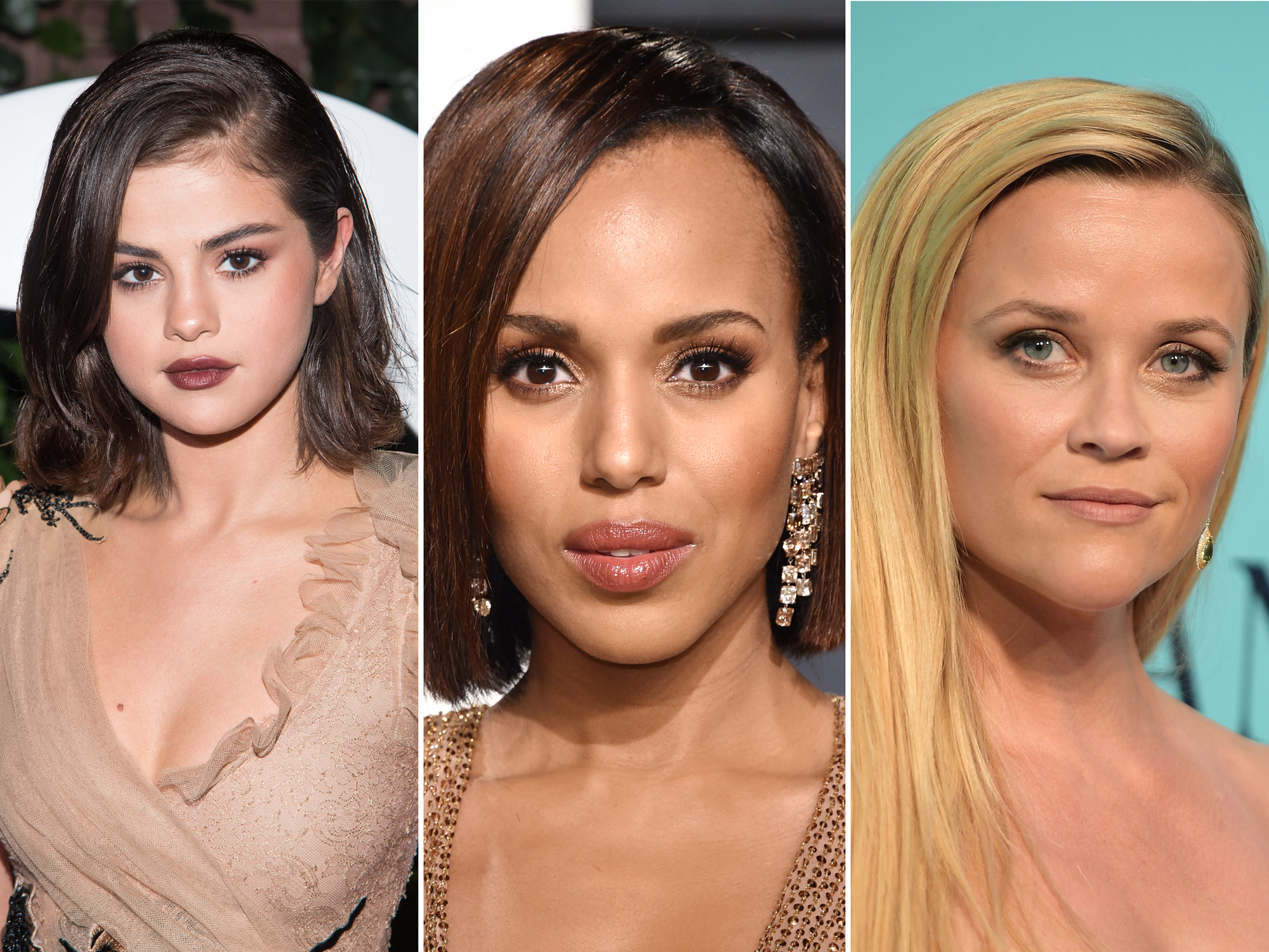 How To Wear Your Hair In A Side Part Instyle