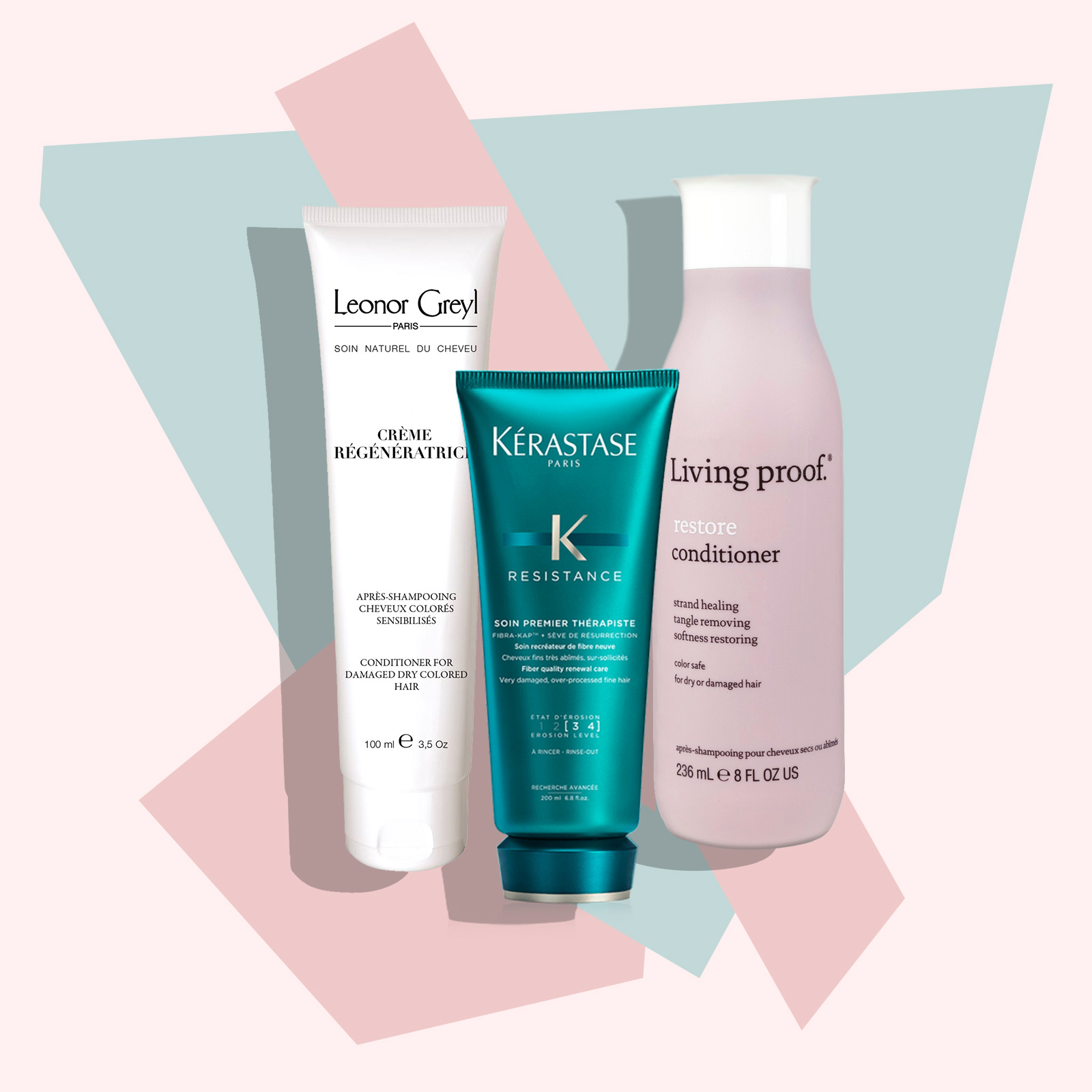 All The Best Conditioners For Damaged Hair Instyle