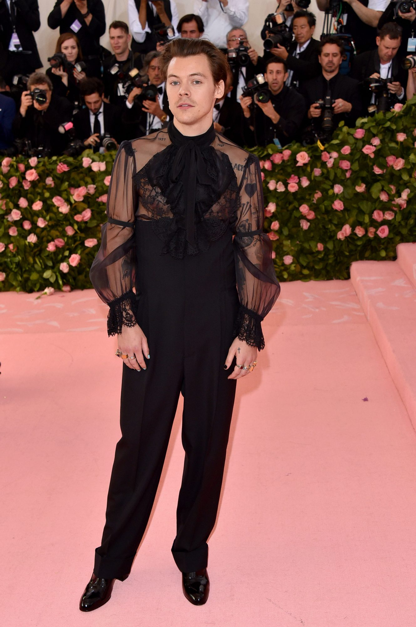 Harry Styles Won the Met Gala, Here's Why   InStyle