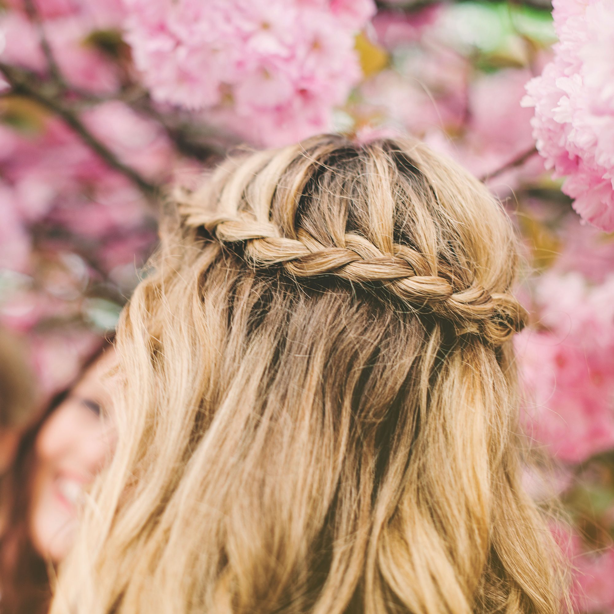 How To Do A Waterfall Braid Instyle