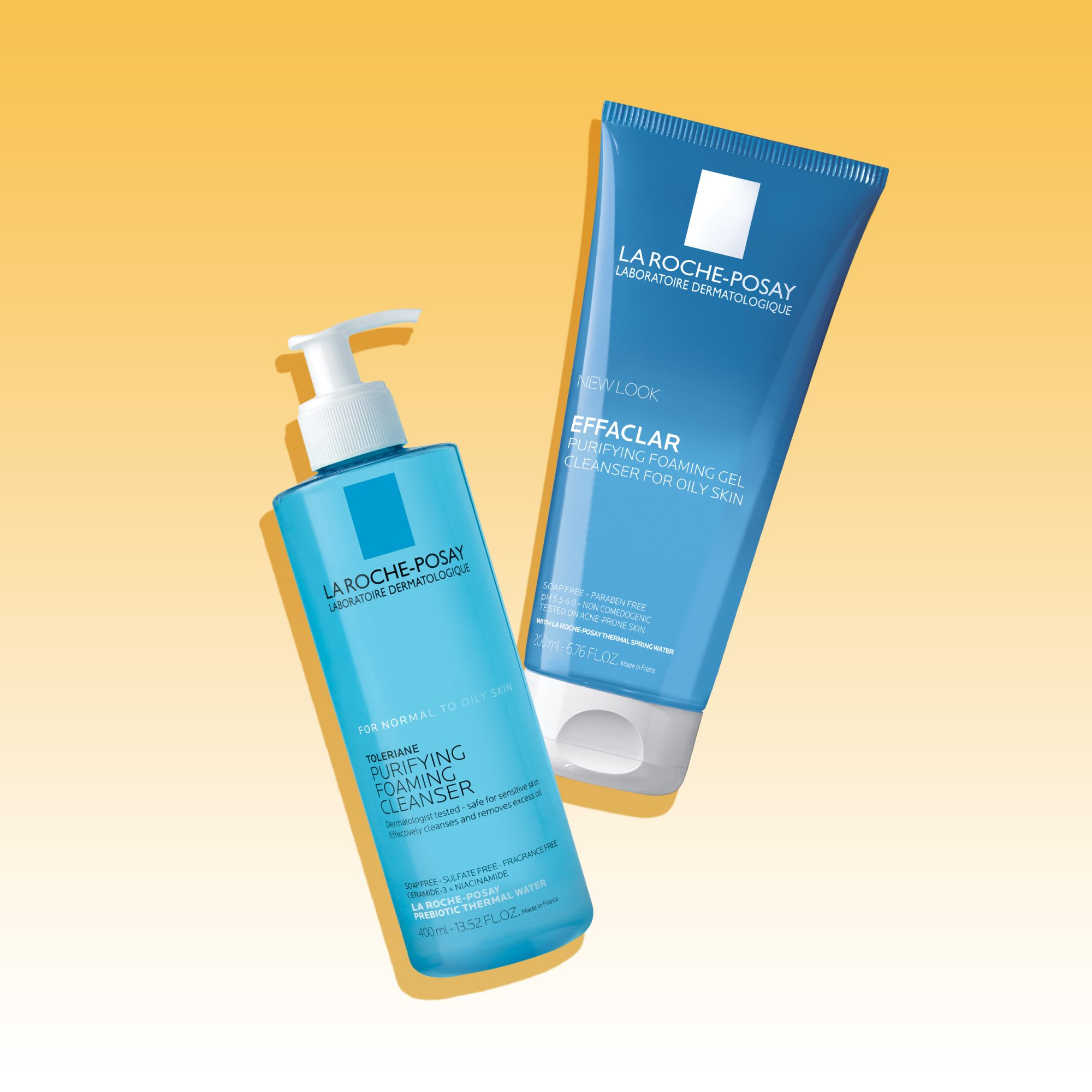 La Roche Posay Double Repair Hydrating Cleanser Sells Every Two Seconds Instyle
