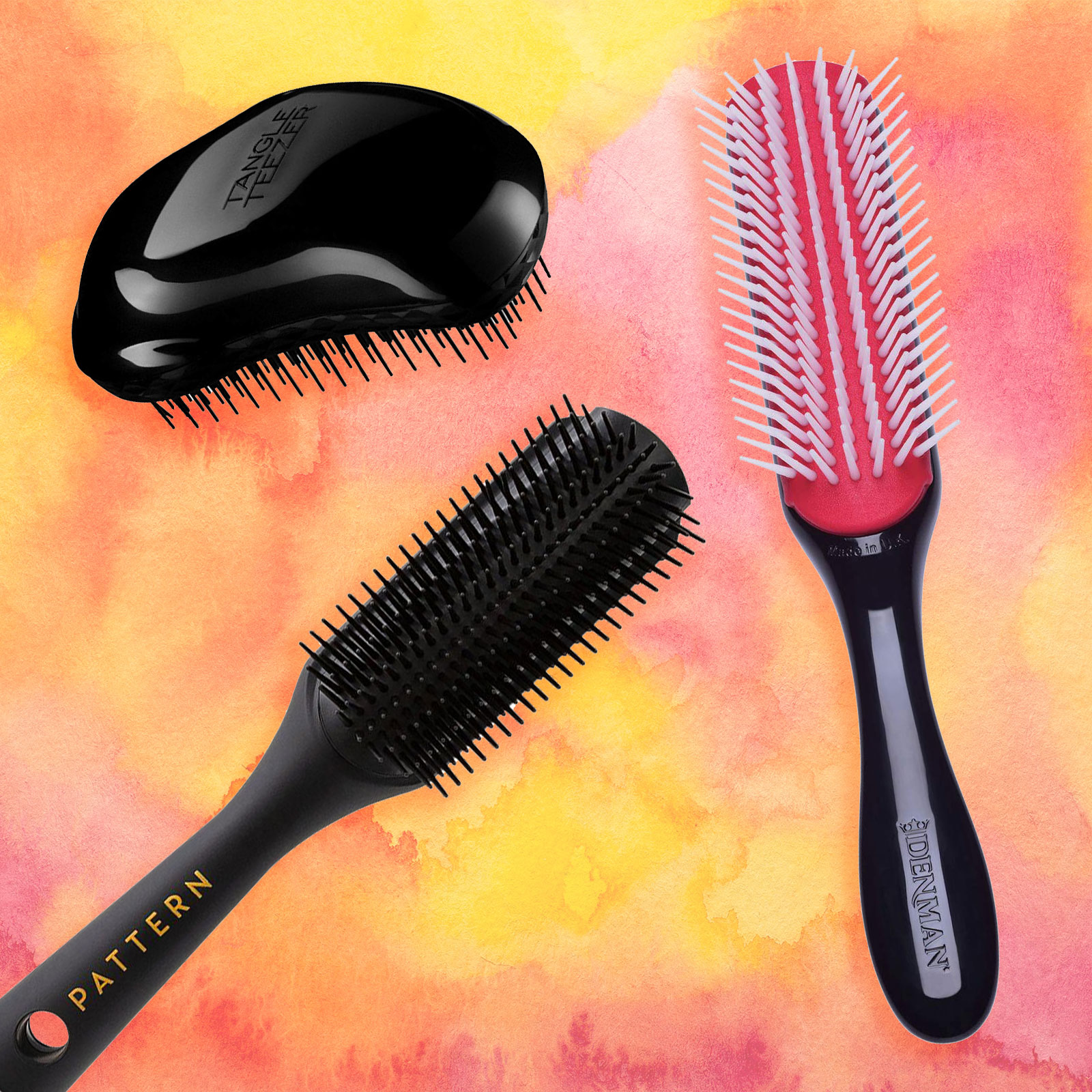 10 Best Brushes For Curly Hair Of 2020 According To Hairstylists Instyle