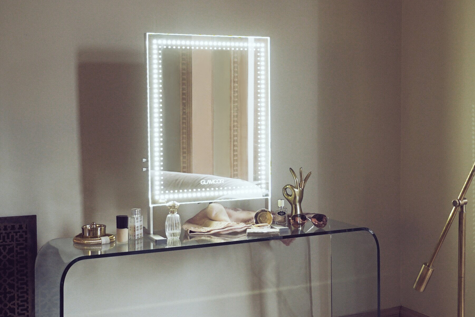 11 Best Lighted Makeup Mirrors In 2021, Is Led Mirror Good For Makeup