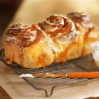 Cinnamon Bun Bread Recipe Myrecipes