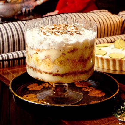 Banana Pudding Trifle Recipe Myrecipes