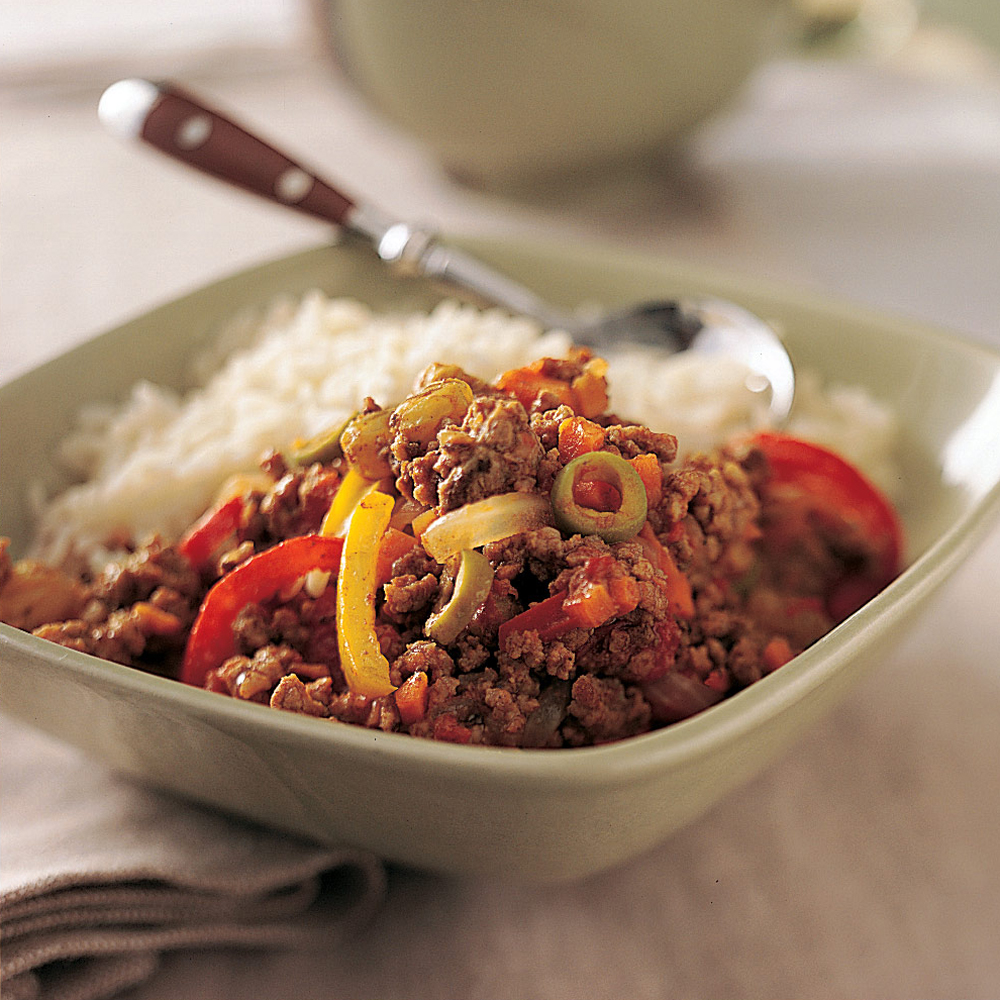 Healthy Picadillo Recipe Myrecipes