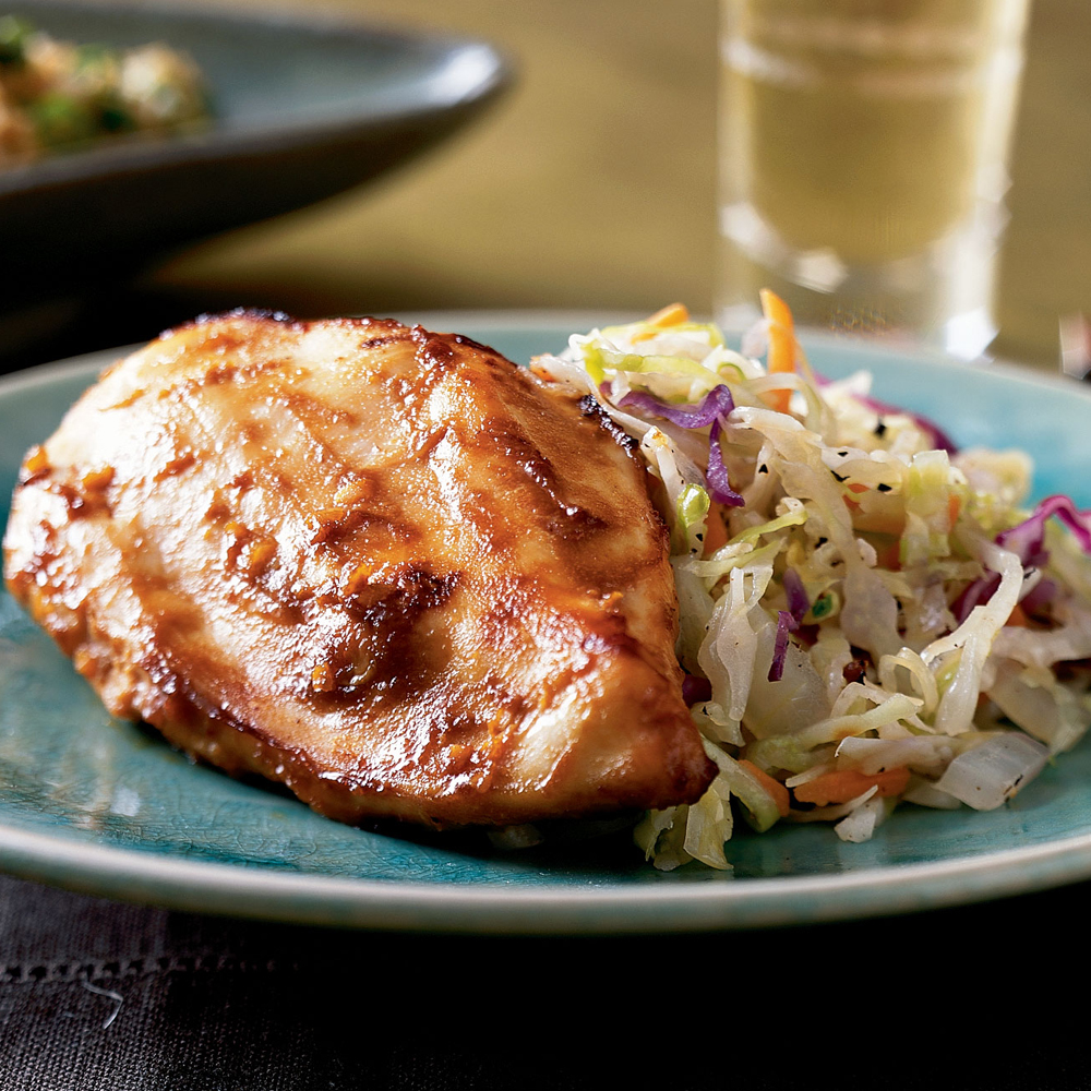 Asian Chicken And Cabbage Recipe Myrecipes