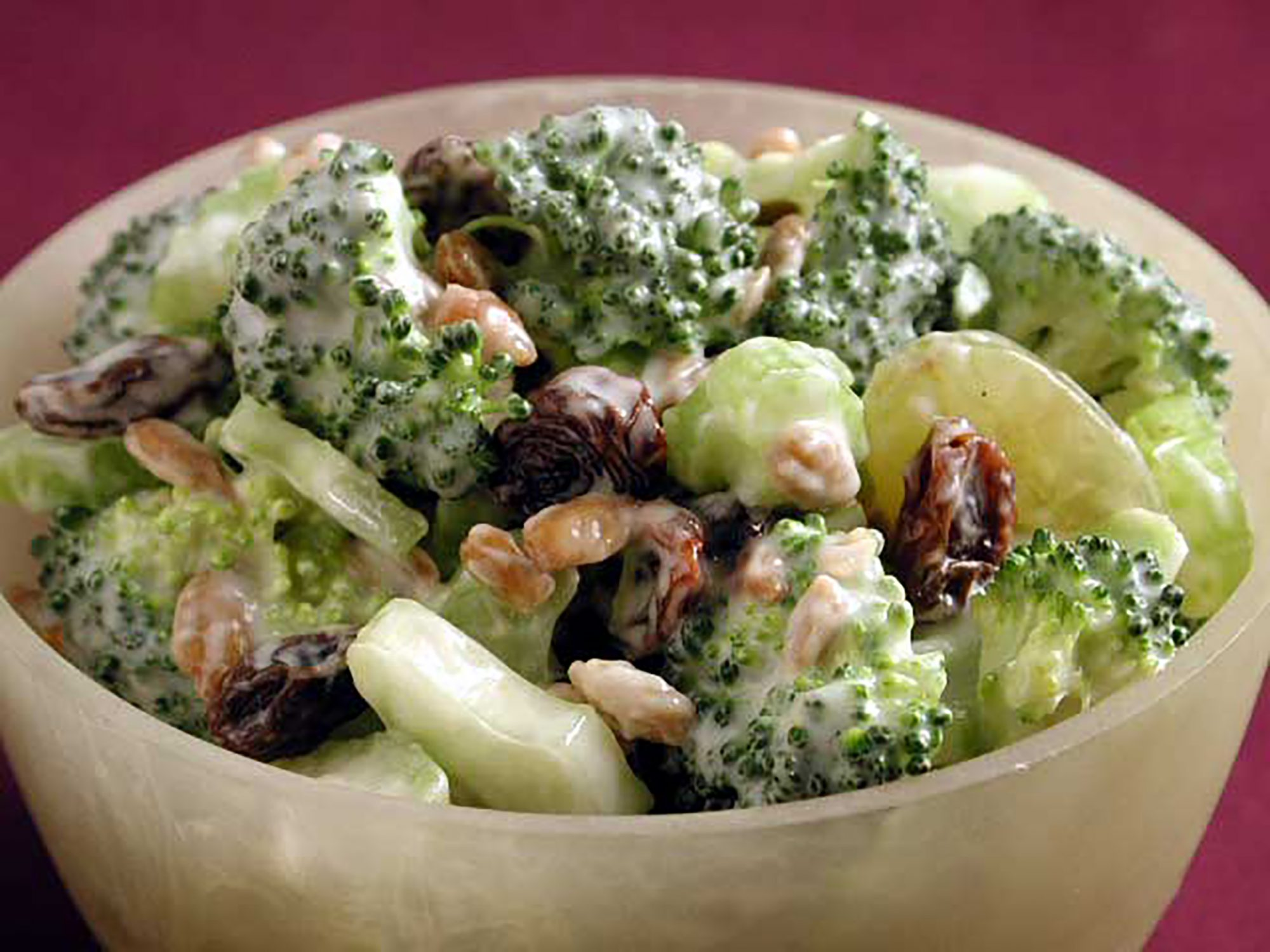 Broccoli Salad Recipe Myrecipes