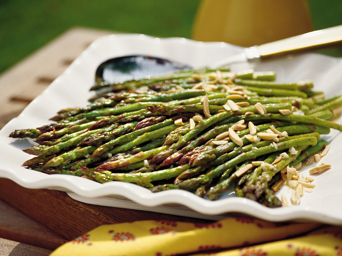 Oven Roasted Asparagus Recipe Myrecipes