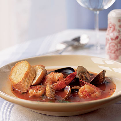 Mother S Cioppino Recipe Myrecipes