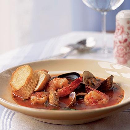 Mother S Cioppino Recipe Myrecipes