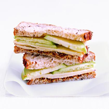 Cheddar And Apple Sandwich Recipe Myrecipes