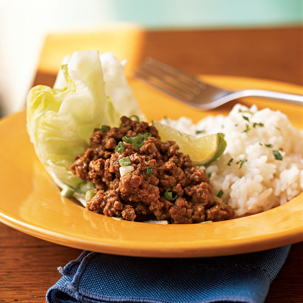 Thai Style Ground Beef Recipe Myrecipes