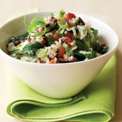 Mediterranean Rice Salad Recipe Myrecipes