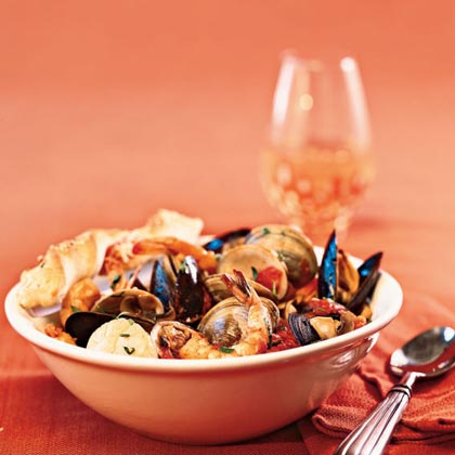 Quick Seafood Cioppino Recipe Myrecipes