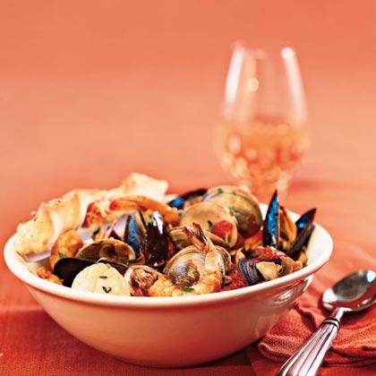Quick Seafood Cioppino Recipe Myrecipes