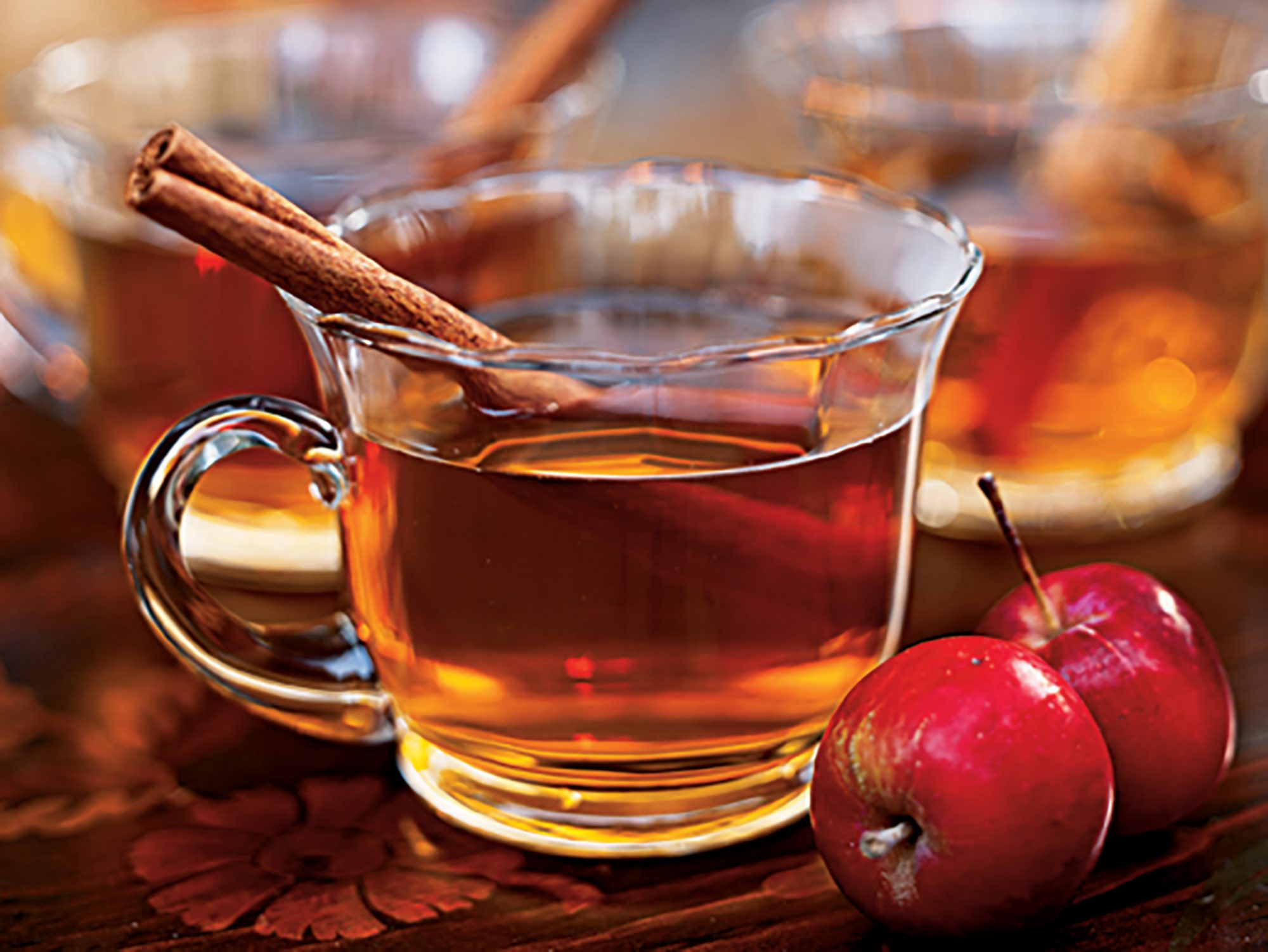 Spiced Cider Recipe Myrecipes
