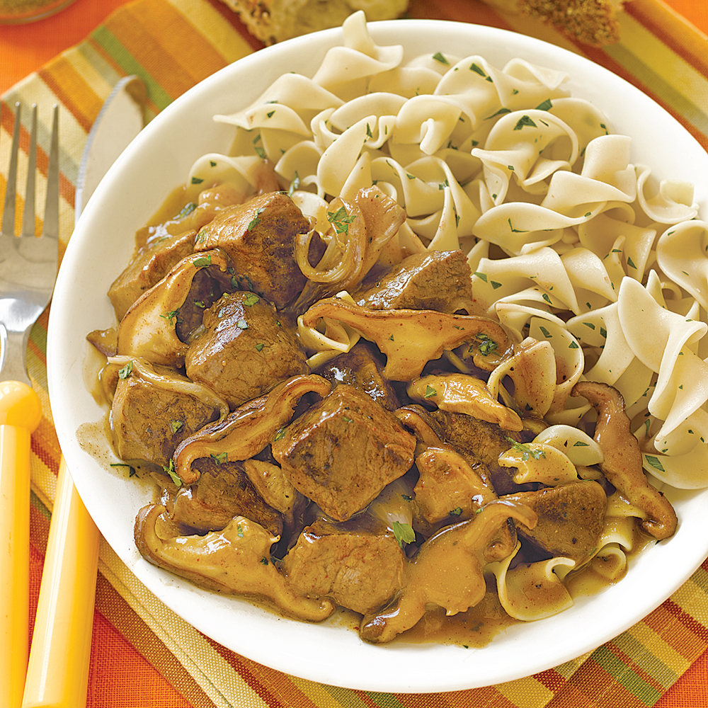 Beef Stroganoff Recipe With Stew Meat