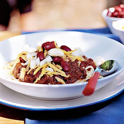 Cincinnati Five Way Chili Recipe Myrecipes