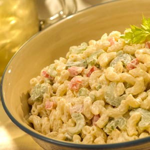 Classic Macaroni Salad With Light Mayonnaise Recipe Myrecipes
