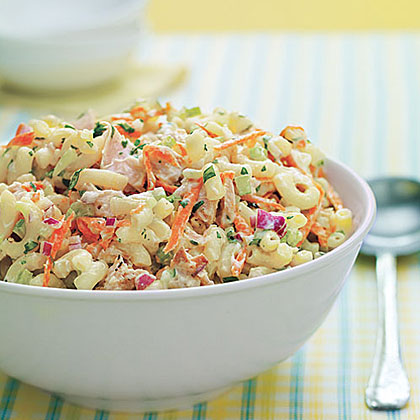 Best Tuna Macaroni Salad Recipe Myrecipes