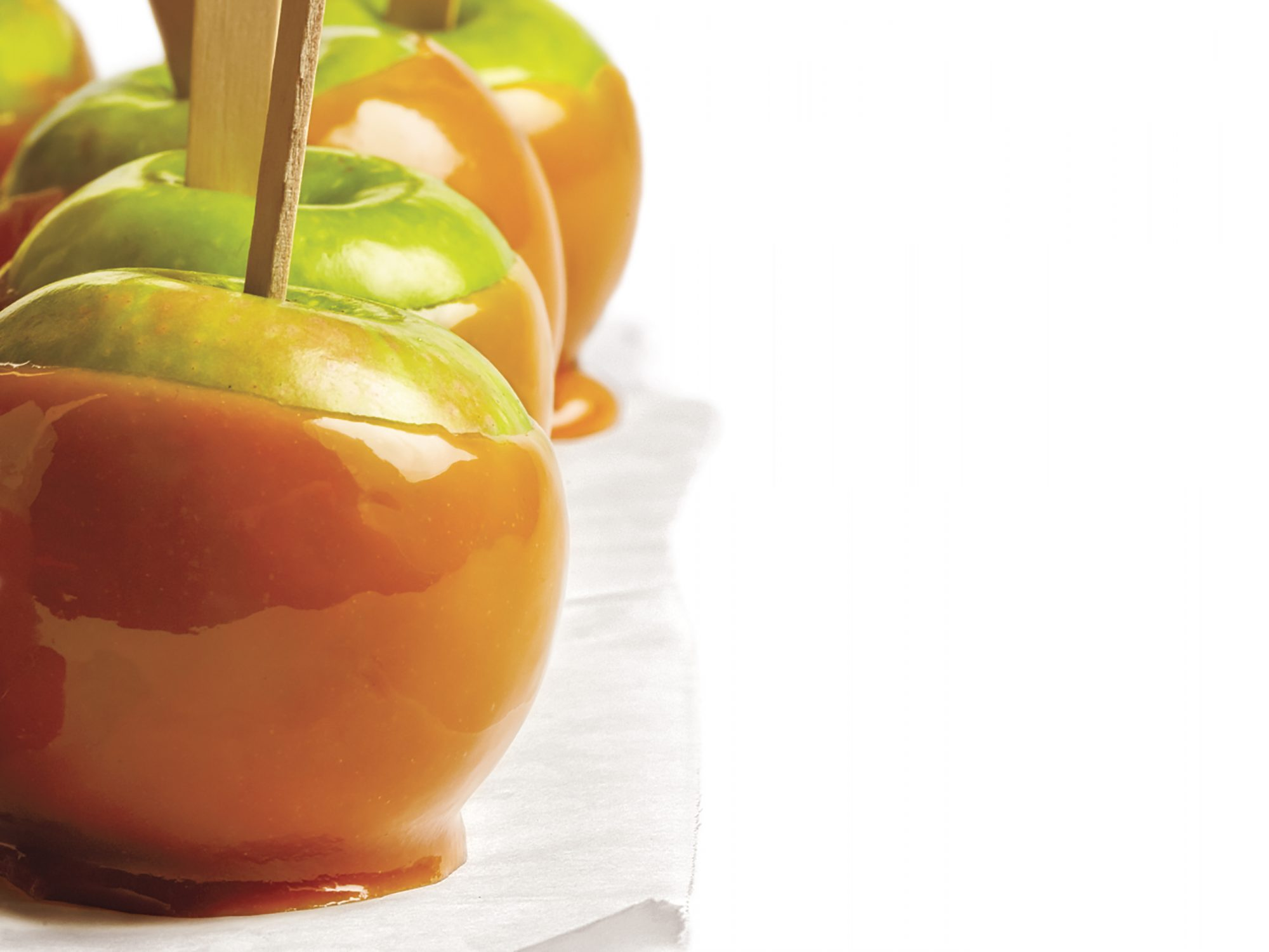 Caramel Apples Recipe Myrecipes